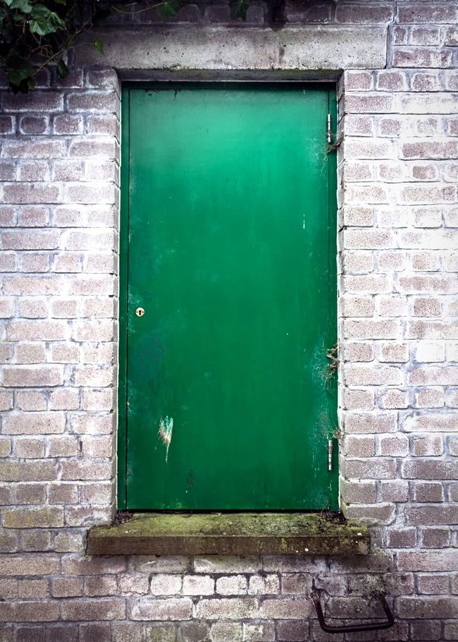 Door Green Wall Scotland Eyeemphotography Photographer Colour Scottish Highlands Rural Scenes Hello World Contrast Doorporn Pattern, Texture, Shape And Form Pattern Pieces Showcase: February