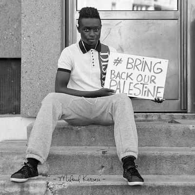 Liberté et Sécurité pour le peuple de Palestine . BRAV' HorizonDesign France BRINGBACKOURPALESTINE - Nakba Photographie - Miloud Kerzazi - Sous-France