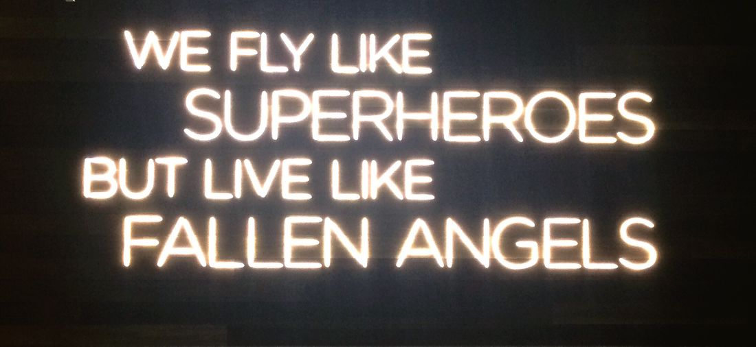 Angels Fly