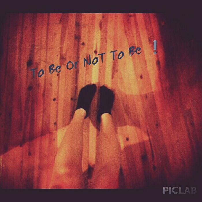 Tobeornottobe Home Wood Black Socks ✌