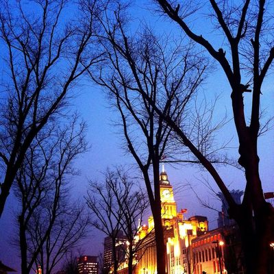the Bund at Pudong, Shanghai by ❀ⓉⓘⓀⓚⓨ❀
