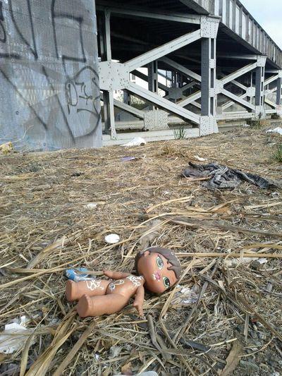 Bratz!  Dolls Abandoned Bayview