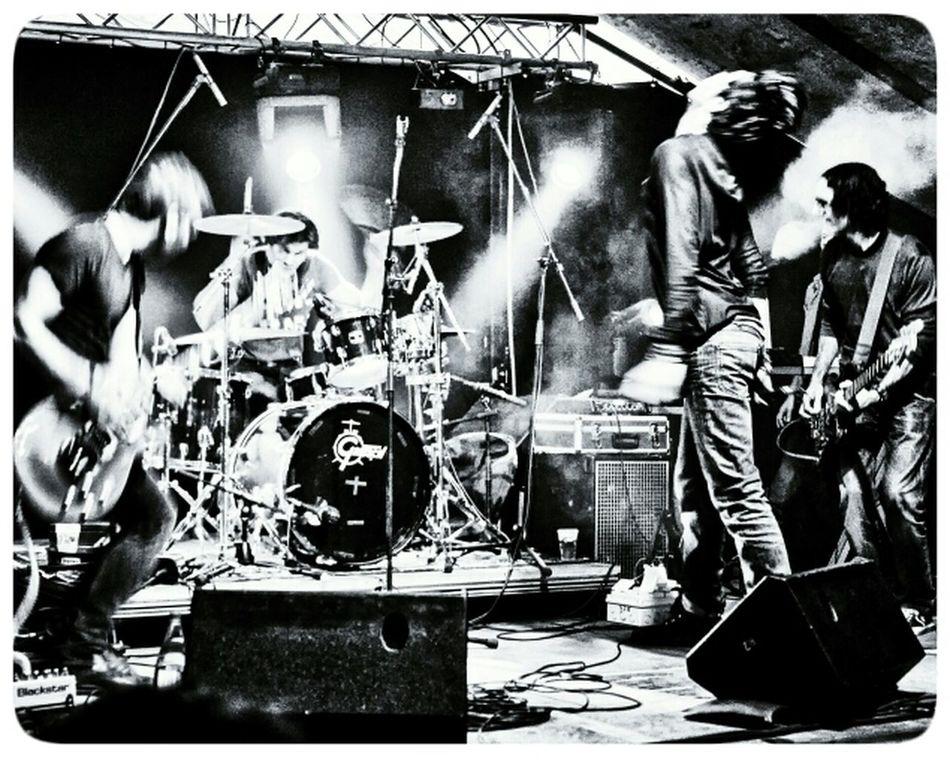 Blackandwhite Music Rising Sparks Shootermag