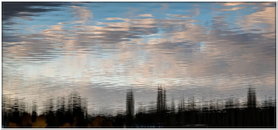 Belgium Genval Lake Landscape No People Outdoors Reflection Sky Sunset Tranquility