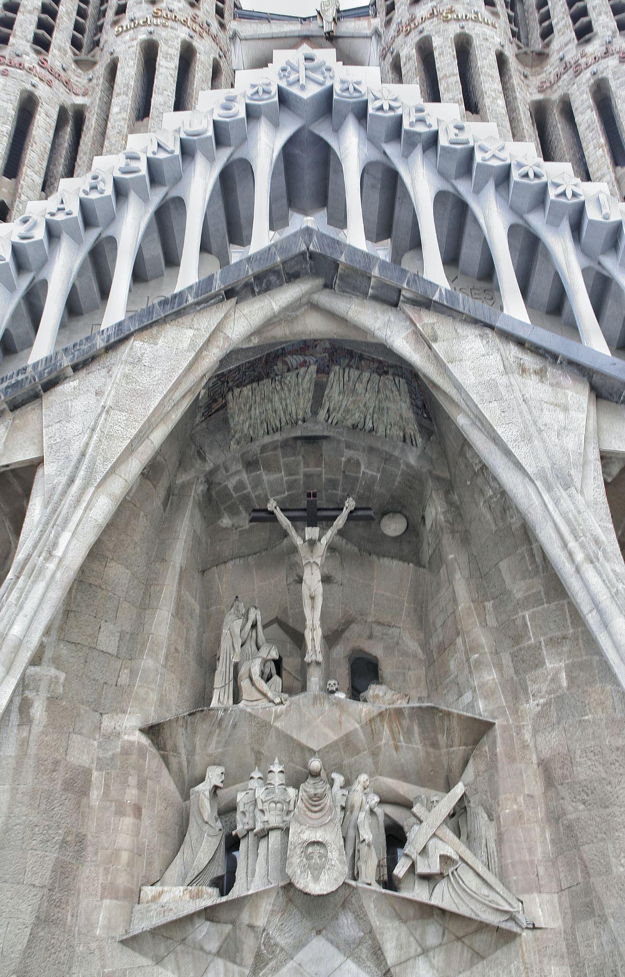 Sagradafamilia Barcelona Catalonia Catalunya Architecture And Art Architectural Detail Architecture Architecture Photography Church Architecture Church EyeEm Best Shots Travel Destinations Travel Gaudi Gaudì Architecture Work Gaudi Barcelona EyeEmNewHere