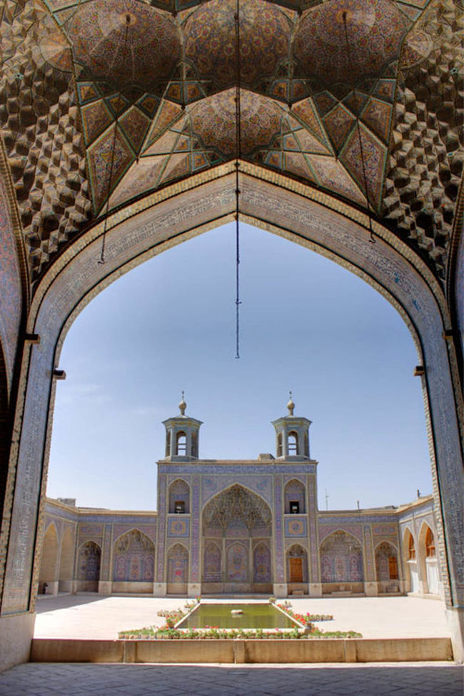 Traveling In Shiraz Architecture Historical Building