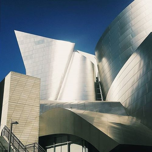 """All our dreams can come true if we have the courage to pursue them."" - Walt Disney Listening to: All My Friends - Snakehips MyPhotography Sarazjourneys Waltdisney Concerthall Snakehips Losangeles La"