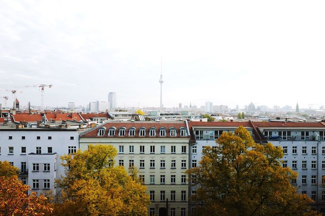 Autumn in Berlin at its best
