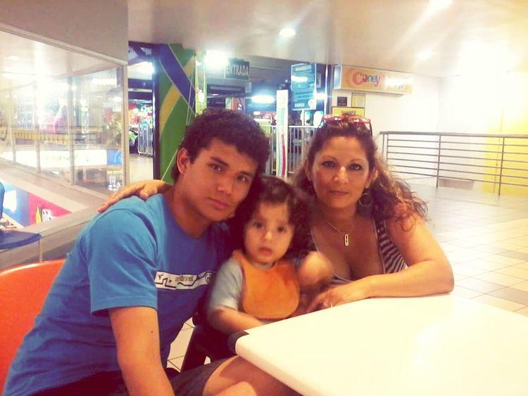 Hermosos familia