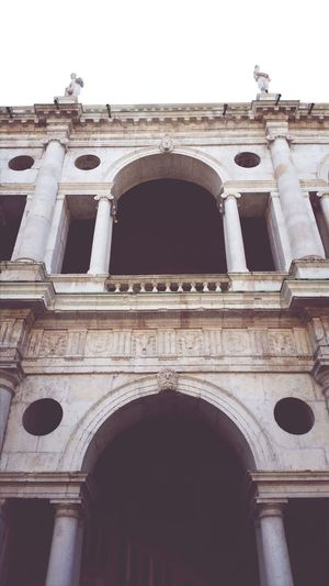 Symmetrical Quality Time Vicenza Palladio First Eyeem Photo
