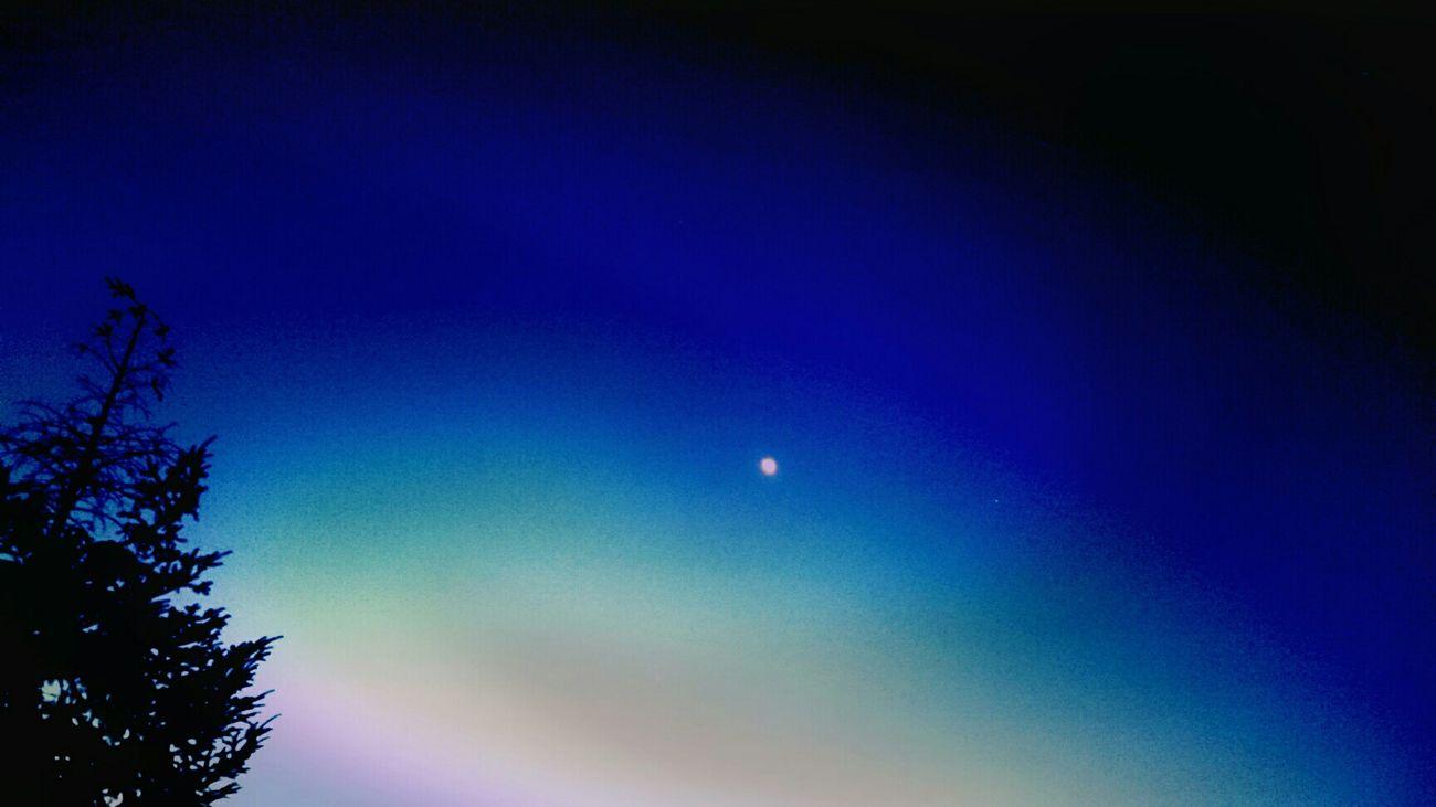 Une étoile pour l'aurore... Night View Sky_scapes Morning Sky My Photography From My Point Of View Shibalba à mon étoile qui a rejoint les cieux bien trop tôt....