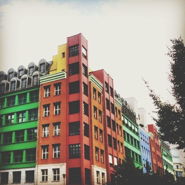Architecture Berlin Colours Awesome Architecture