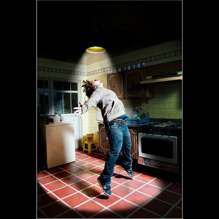 Kitchen abduction Alienivasion Aliens UFO Ovni abduction abduccion
