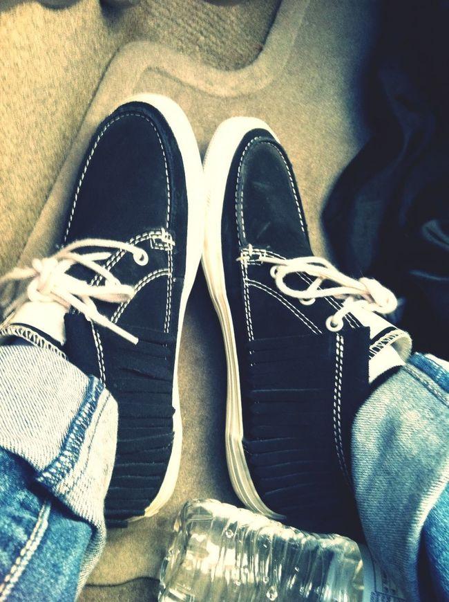 My Boyfriend Picks Out Good Shoes :)