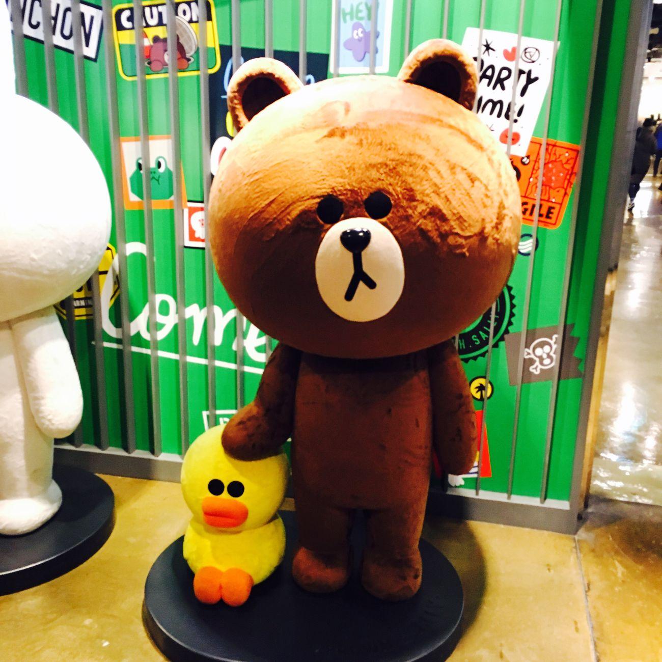 Line Rangers Bear