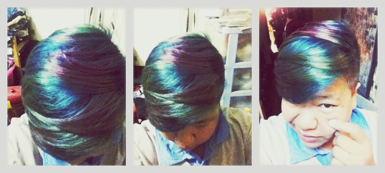 Hair color. Dip Dye Hair DipDye