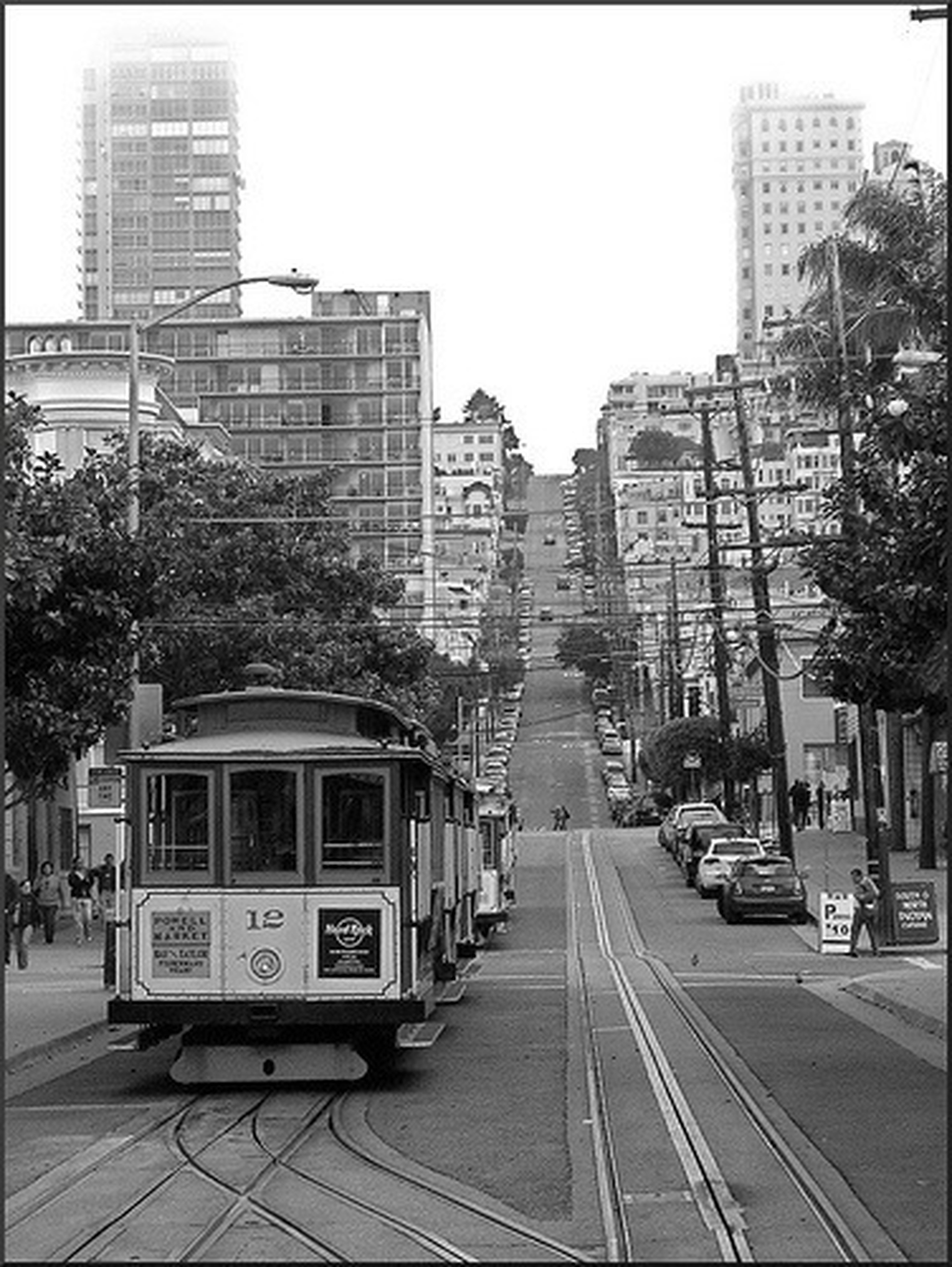 Cable Car San Francisco Streetphotography Cable Car Street