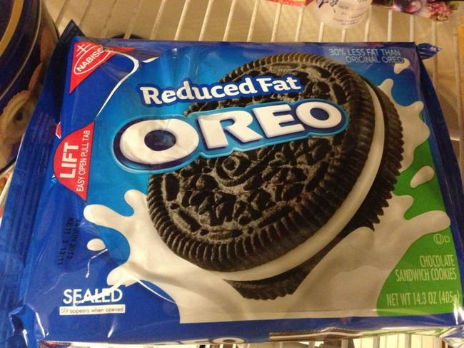 Reduced fat ? Wtf is this !