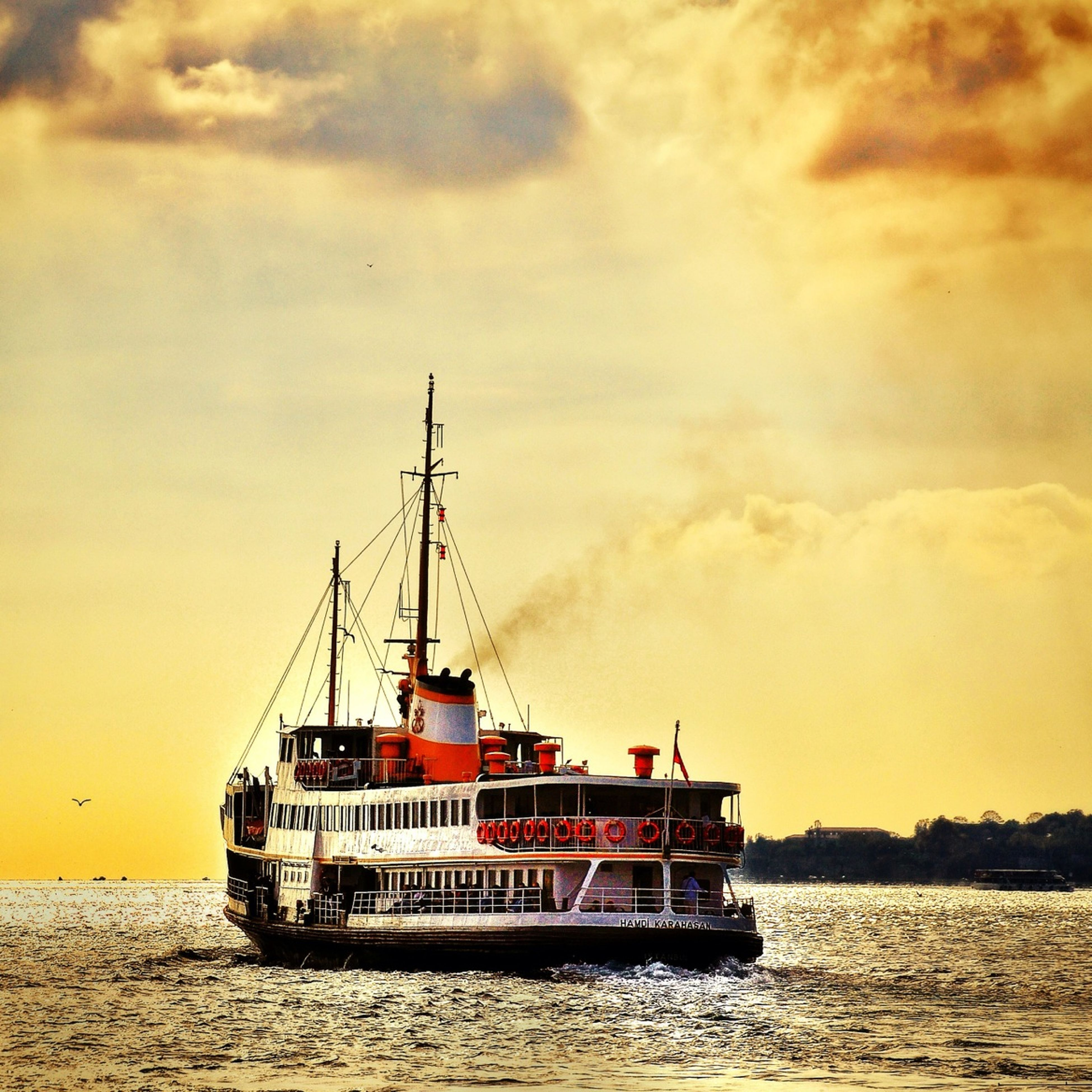 nautical vessel, transportation, mode of transport, boat, water, sea, waterfront, sailing, sunset, moored, mast, sky, sailboat, travel, ship, tranquility, tranquil scene, nature, scenics, beauty in nature