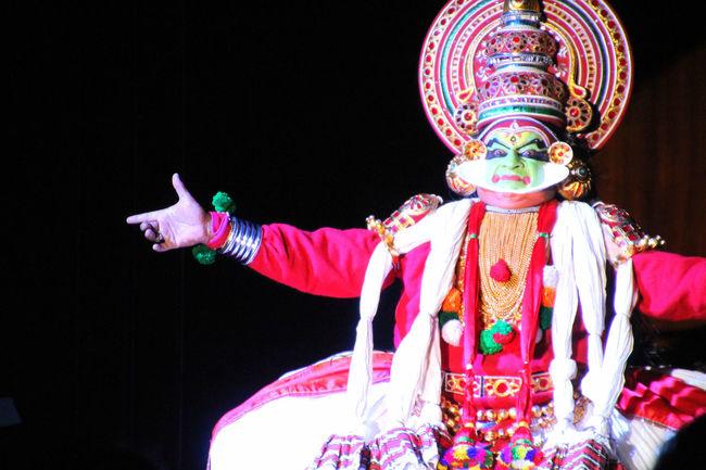 Kathakali Dance Culture Tradition Kerala_tourism Eyeem India - Kerala (god's Own Country ) Kerala