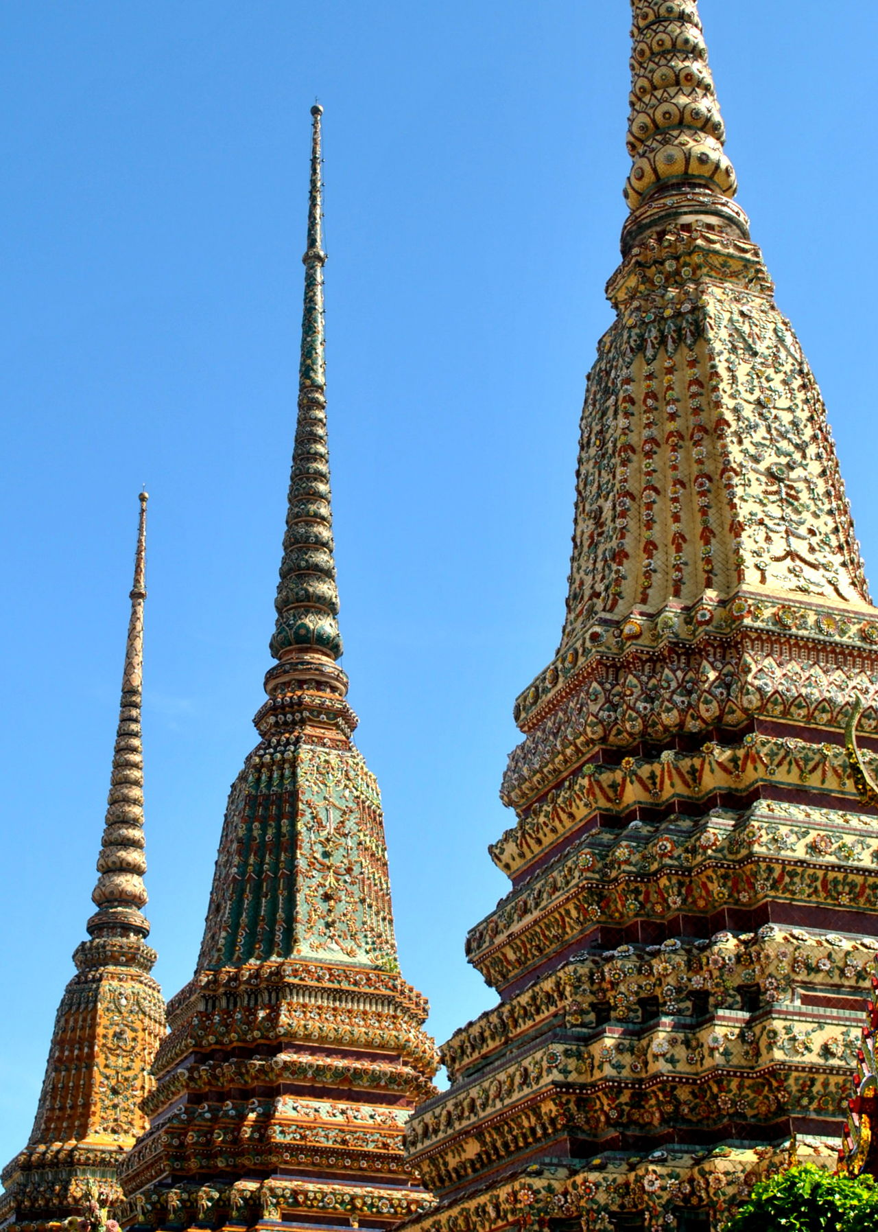 Wat Pho Architecture Bangkok Bangkok City Bangkok Thailand. Blue Building Exterior Clear Sky Famous Place History International Landmark Place Of Worship Religion Spirituality Spotted In Thailand Temple Temple - Building Temple Architecture Thai Temple Thailand Thailand Attraction Tourism Tower Travel Travel Destinations Wat Pho