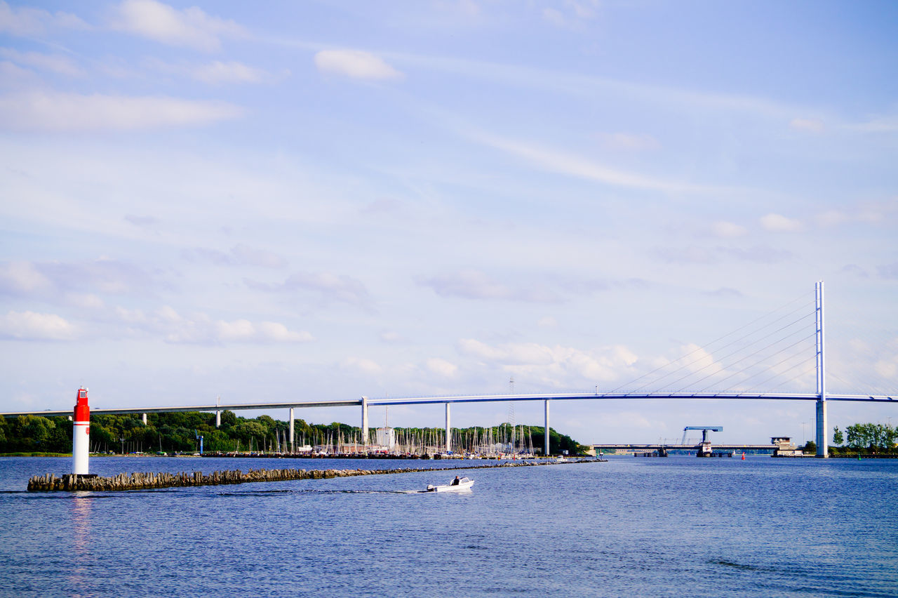 Beautiful stock photos of strand,  Architecture,  Bridge - Built Structure,  Built Structure,  Cable-Stayed Bridge