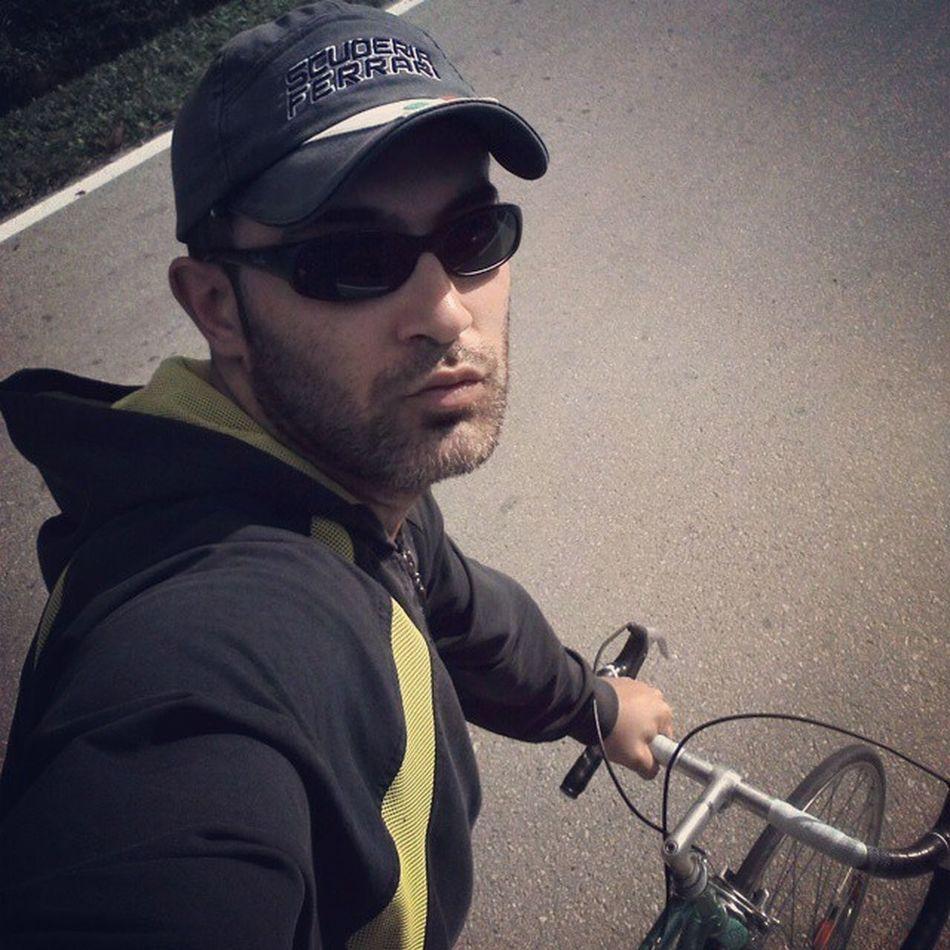 Selfieonbike
