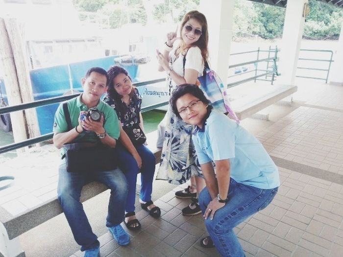 Summer Holidays ThatsMe Withbest Friends  Afternoon ChillOut