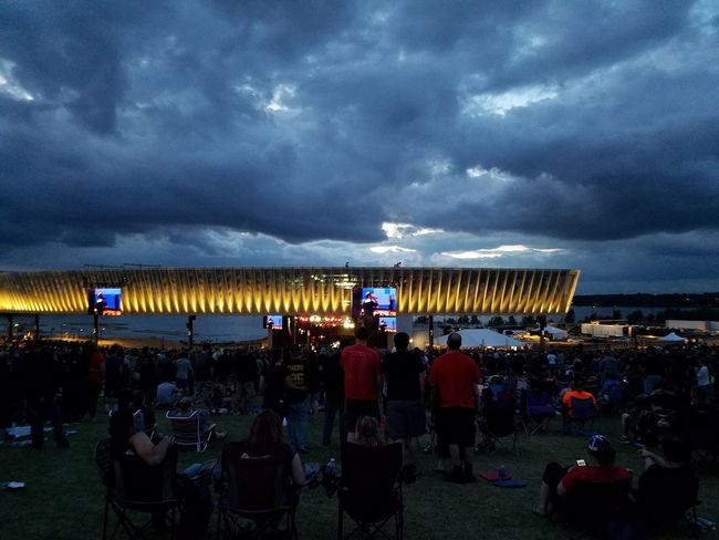 Hanging Out Relaxing Enjoying Life Music Rock N Roll Concert New York State Samsung Galaxy S7 Edge Samsungphotography Capture The Moment The Essence Of Summer Clouds And Sky Landscape Enjoying Life Syracuse Ny