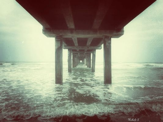 vanishing point by Michele