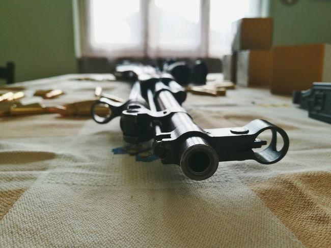 Indoors  Art Collection Hobbies Gun Lifestyles Langbart Rifle Ex Ordinanza Sks History