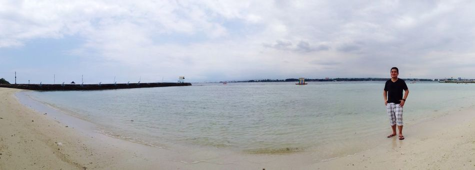 soul searching at the island paradise. (c) paulenriqueago