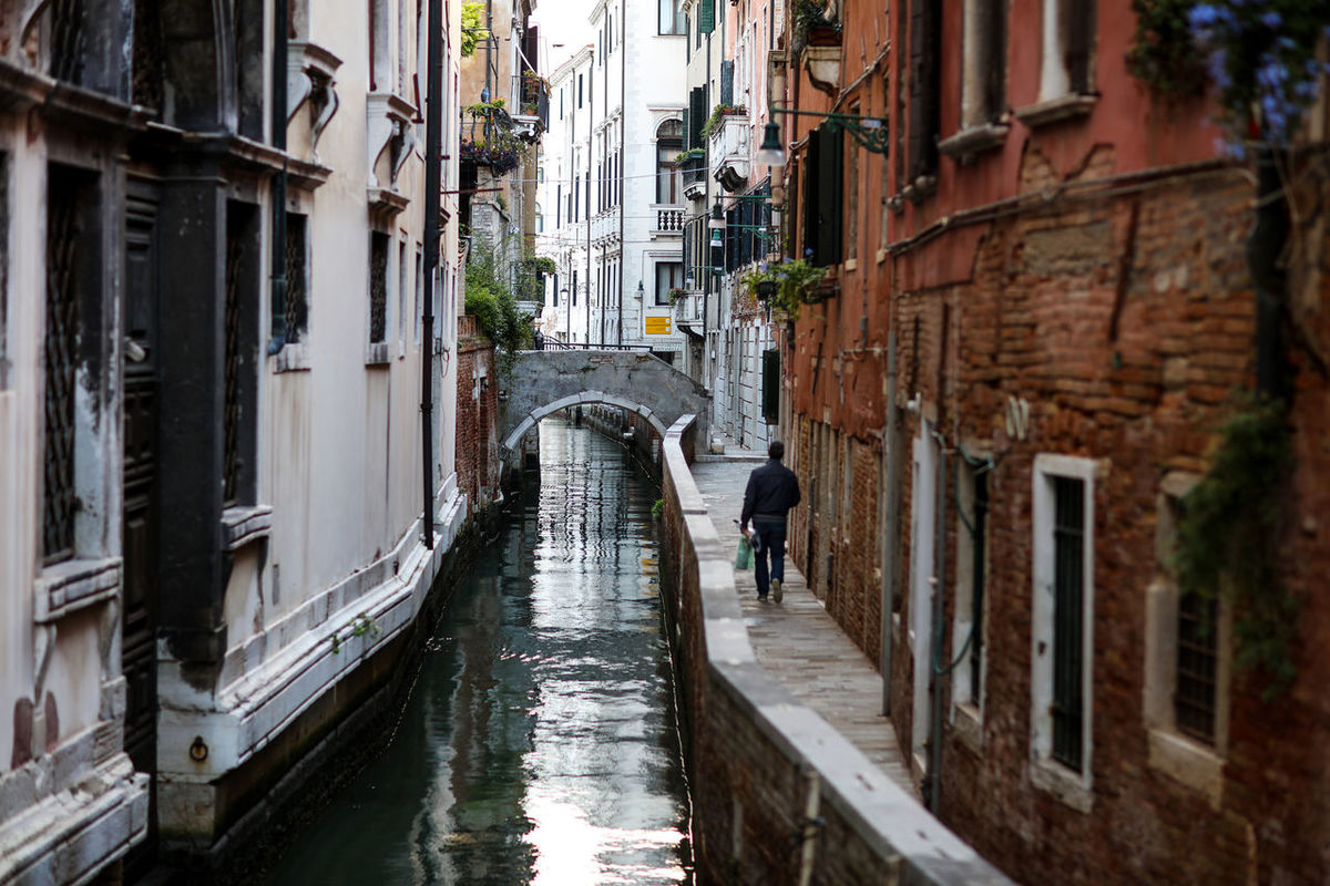 Canal The Week On EyeEm Travel Venetian Venice, Italy Water Way Architecture Bridge Building Exterior Buildings Built Structure Canal Canal Life Day History No People Outdoors Venice Walkway Water