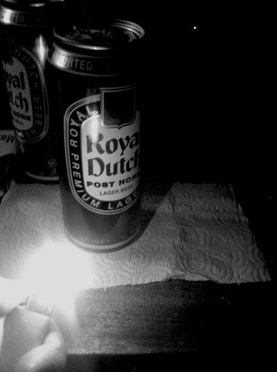 Drinking Beer Royal De Luxe Dutch Beer