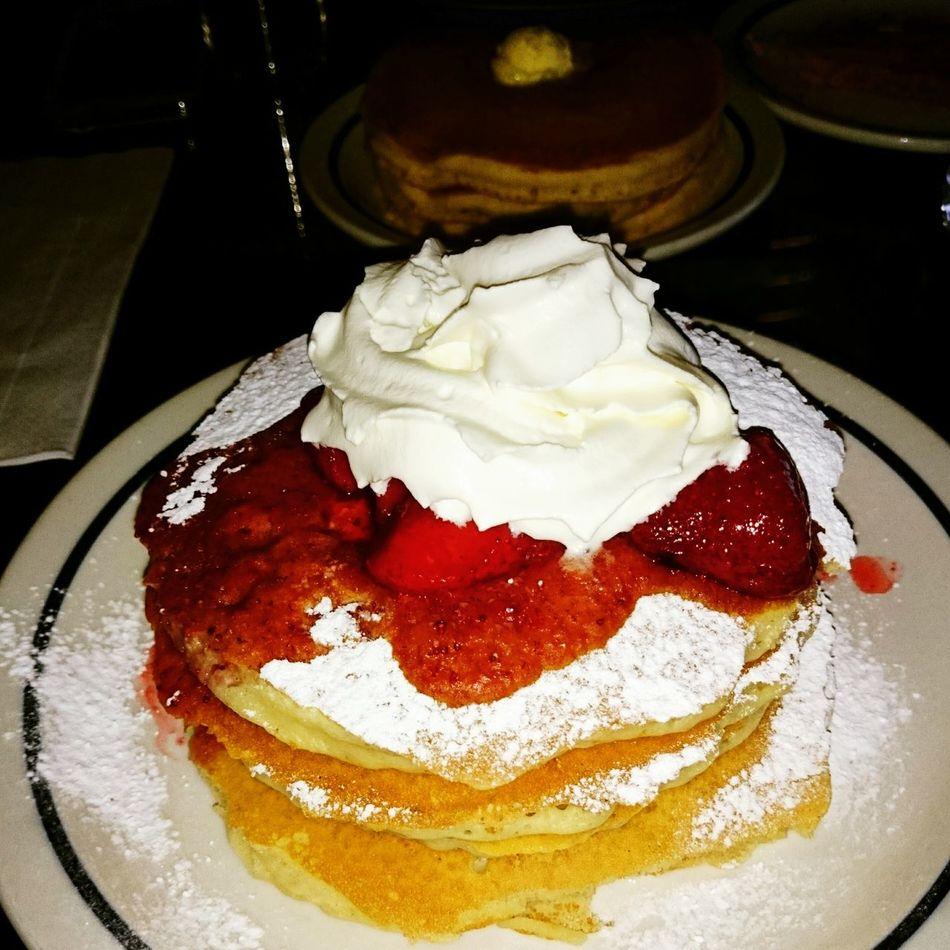 Ihop Pancakes NewYorkCheeseCake Newyorkcheesecakepancake