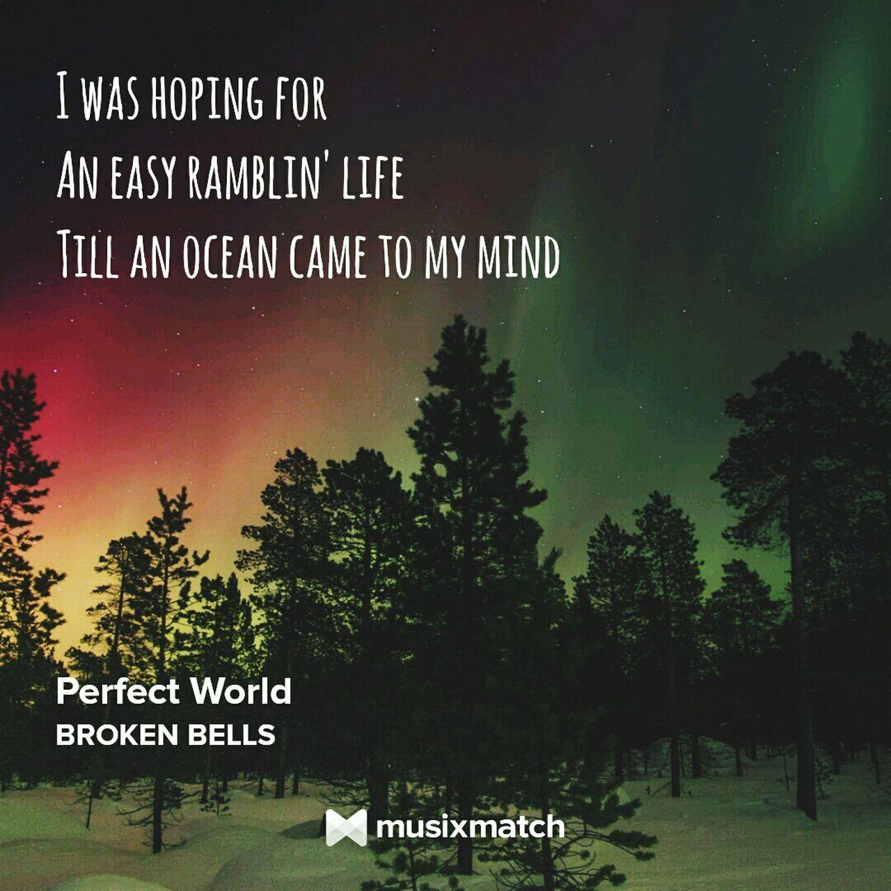 Broken Bells  Lyrics On My Mind Love This Song Happy :)