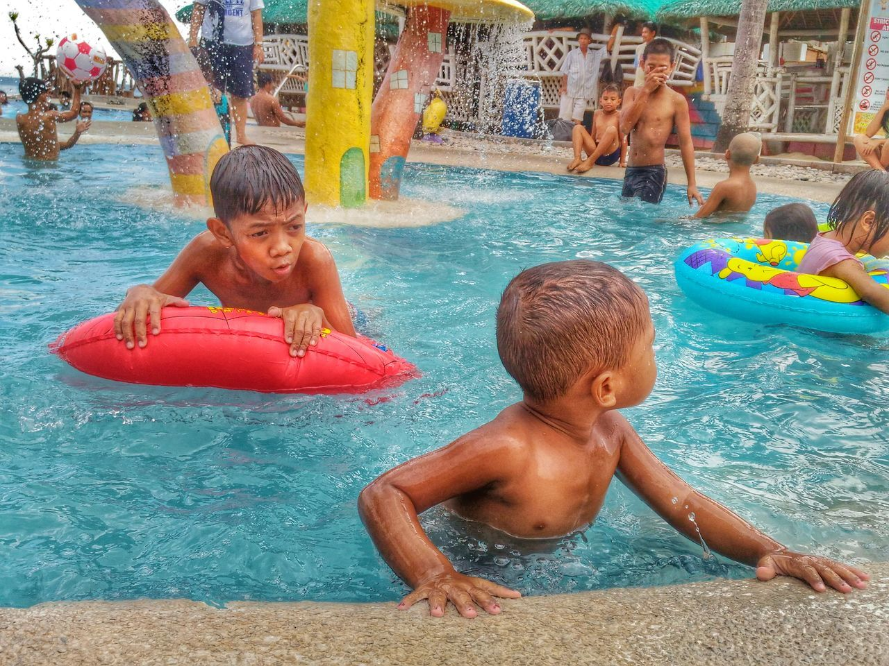 The Essence Of Summer Pool Party EyeEm Best Shots Mobile Photography Asus Zenfone Eyeem Philippines Eyeem Photography Cosmopolitan EyeEm Best Edits Summer Vibes Summer Escape Children Photography Eyeem Bacolod
