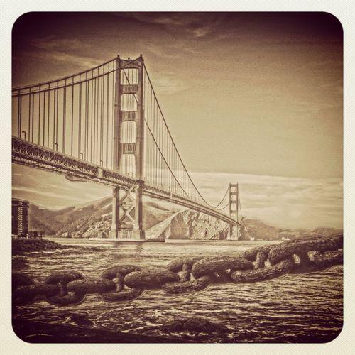 The Golden Gate. (© Sean Arbabi | Arbabi Imagery)