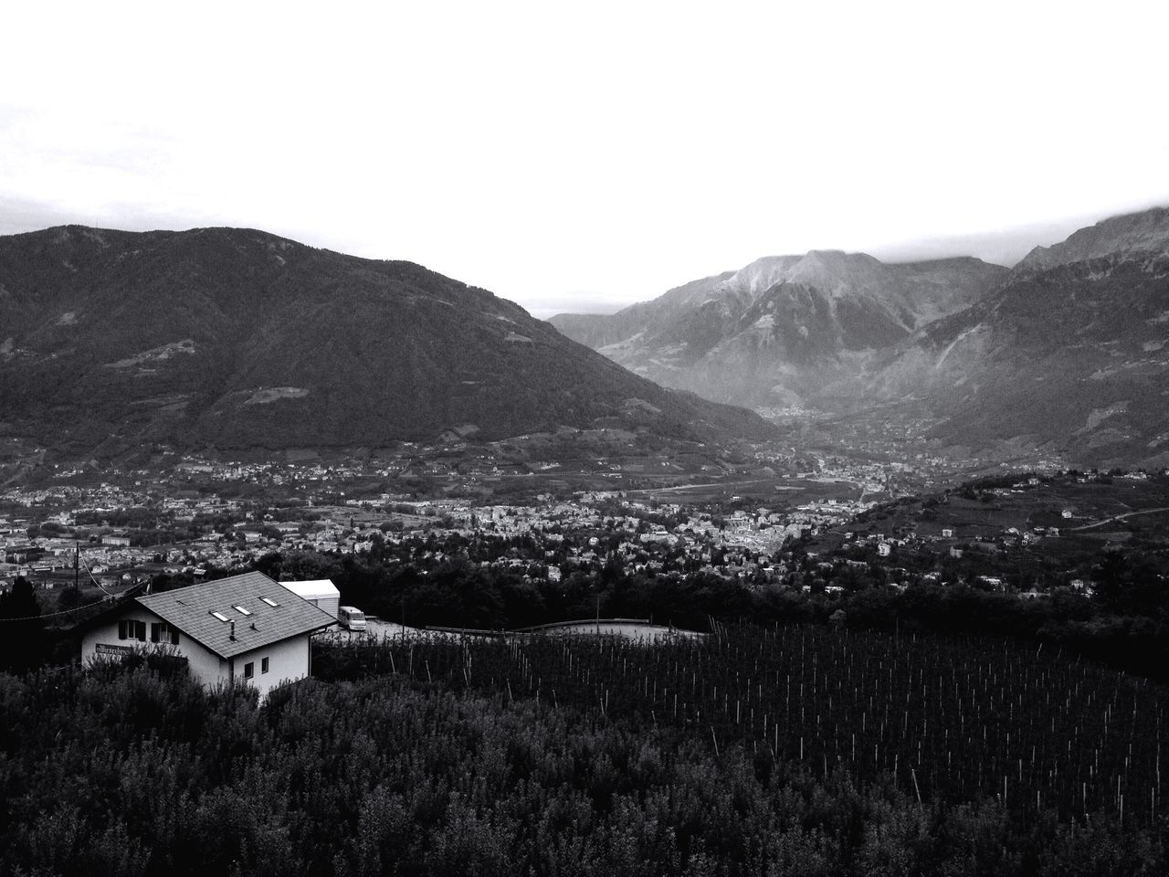 Alto Adige Sudtirol Landscape Landscape_Collection Landscape_photography EyeEm Nature Lover Blackandwhite Black And White Black & White Monochrome NEM Black&white Melancholic Landscapes