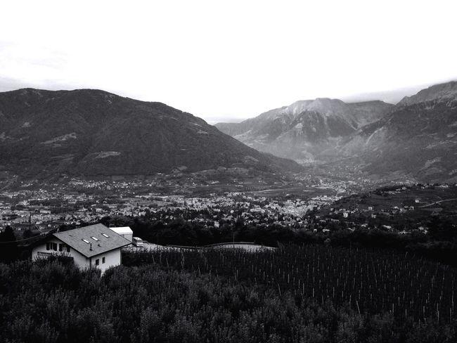 Alto Adige Sudtirol Landscape Landscape_Collection Landscape_photography EyeEm Nature Lover Blackandwhite Black And White Black & White Monochrome NEM Black&white Melancholic Landscapes