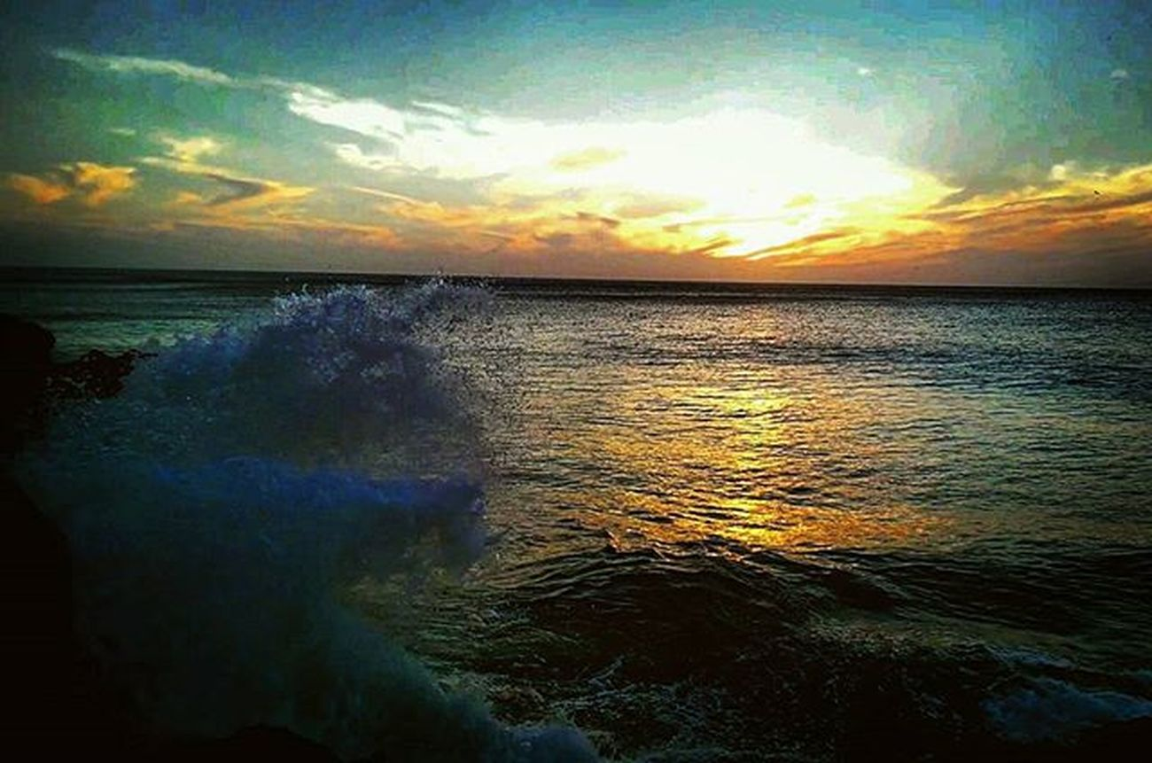 الغروب 💗 Tanger  Sunset Nofilter Sun Sunrise Sky Beautiful Nature by me Morocco Amazing Instagood