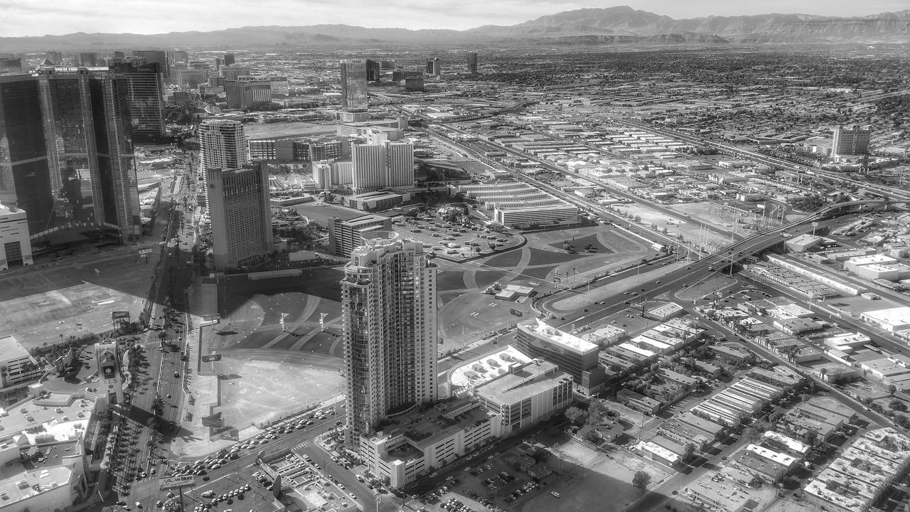 Aerial view of Las Vegas landscape downtown Outdoors Cityscape City Las Vegas Documentary Photography Fujifilm Portrait Building Exterior Vegas  Building Photography Building Feature Malephotographerofthemonth Landscape_photography Las Vegas Beautiful View On A Cold Day Las Vegas, Nevada Landscape Photography Cityscape Architecture Detail Las Vegas Nevada Black And White Black And White Photography Black & White Photography Black And White Collection  Landscape Dreamscapes