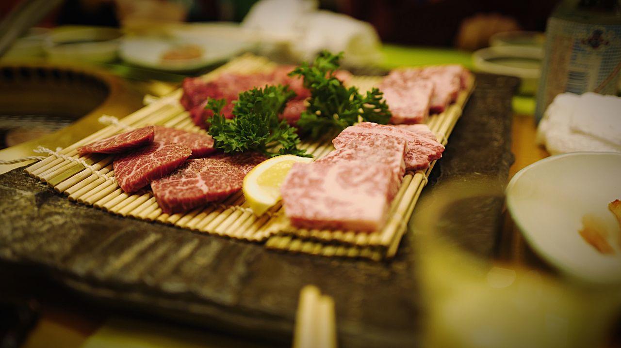 Food Porn Awards Yakiniku (Japanese BBQ) at HongKong Discfverhongkong Leica Leicaq 伊呂波 Beef Dinner Dericious Foodporn