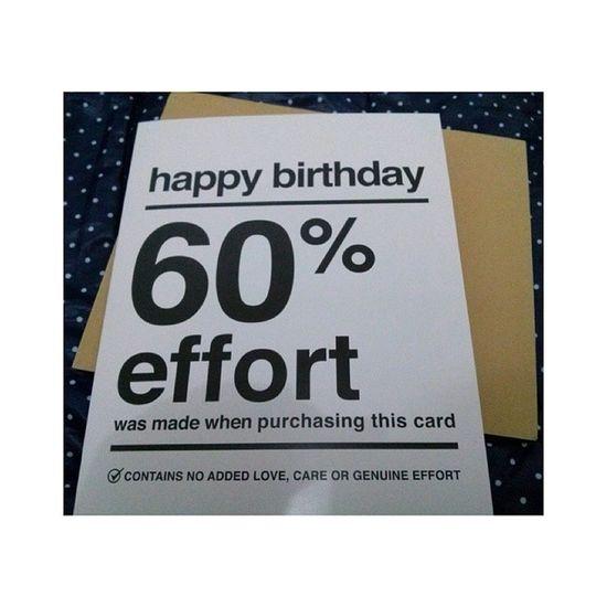 Birthdaycard HappyBirthday Birthday :p