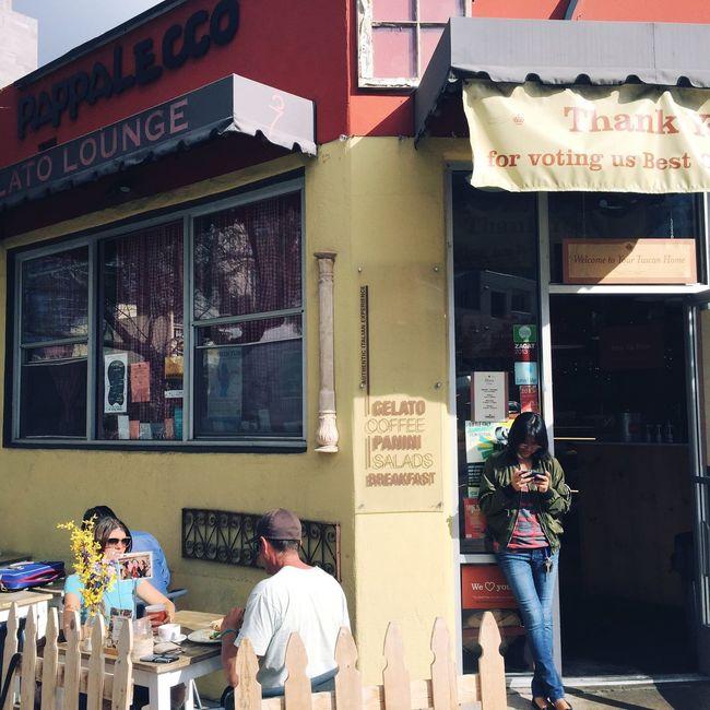 Little Italy Coffee Shop Coffee Shop Little Italy San Diego Hipstamatic