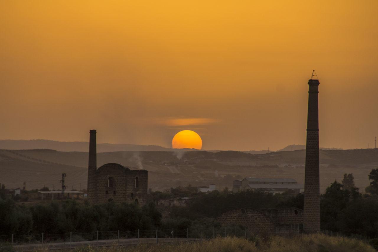 Arquitectura Industrial Linares Mina Minas Minería Minería De Linares Patrimonio Patrimonio Cultural Patrimonio Etnológico Patrimonio Industrial