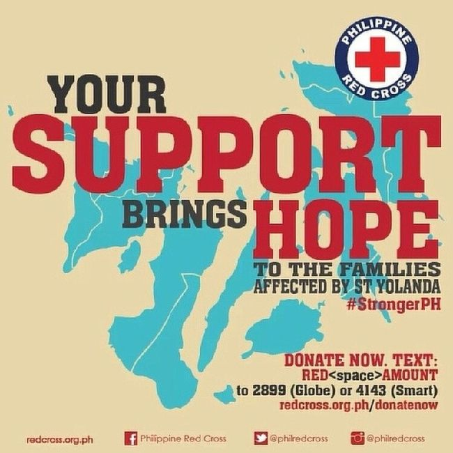 Your money goes a long way. StrongerPH ReliefPH YolandaPh Haiyan Philippines
