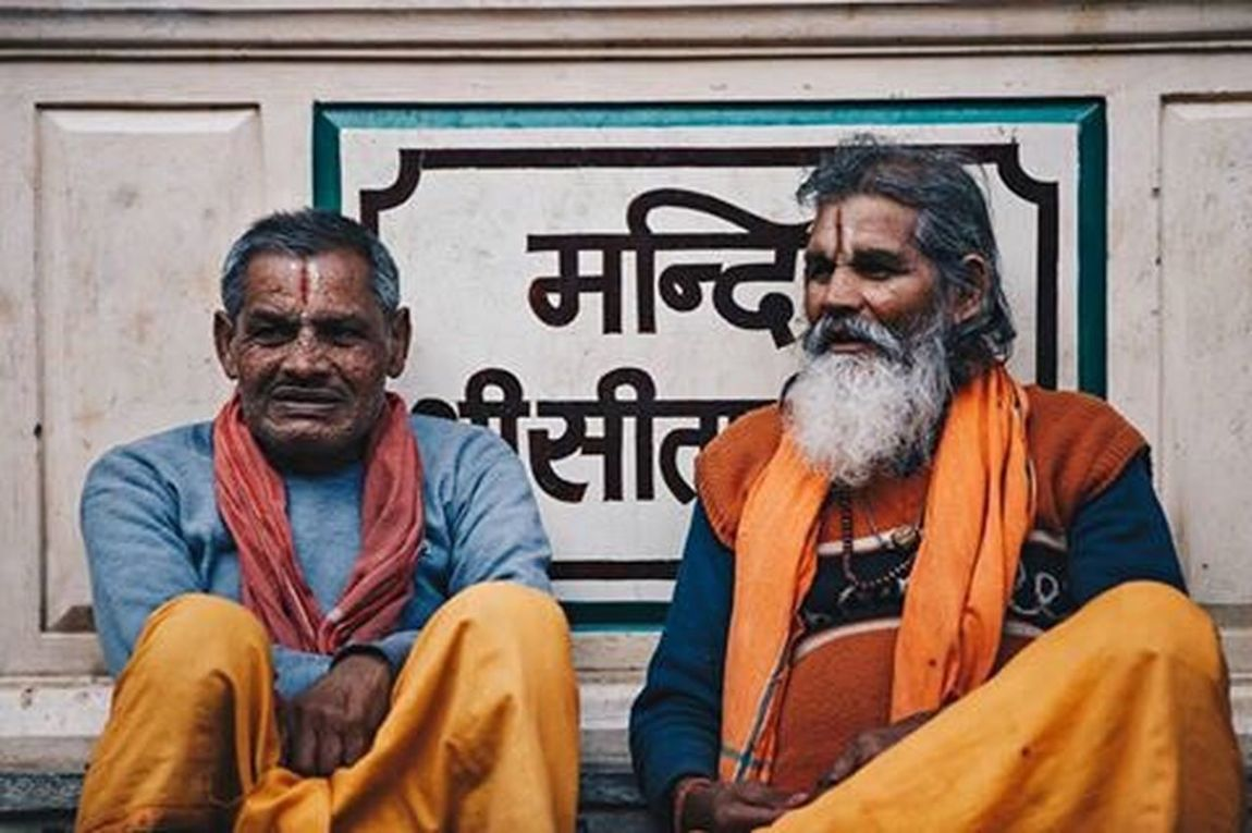 Only Men Sadhu Of India Rajasthandiaries People The Culture Of The Holidays Close-up Beard Peaceful Peopleinstreet Share My Thoughts HumansOfIndia Incredible India Mature Men Countryside EyeEmNewHere Tranquility