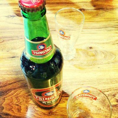 Beer 칭따오~