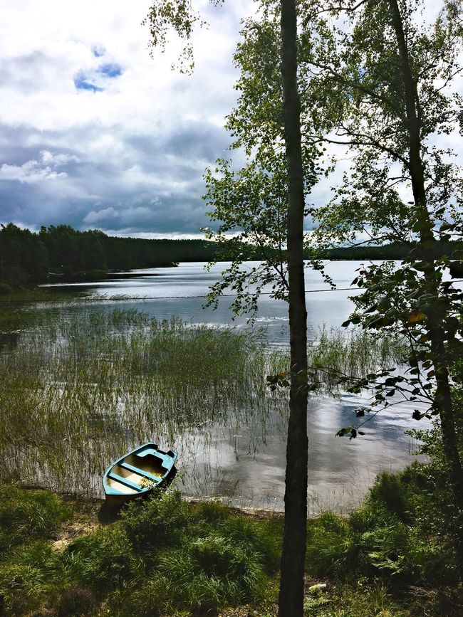 On A Hike Nature Walking Take A Break Hjelmroth Colour Of Life